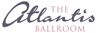 The Atlantis Ballroom Logo